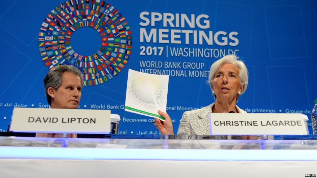 Lagarde: IMF Can Cooperate With Trump Administration - IFMA
